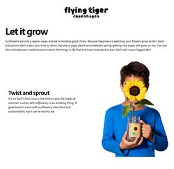 Flying Tiger catalogue ( 15 days left )
