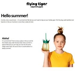 Flying Tiger catalogue ( 12 days left)