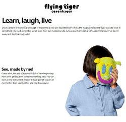 Flying Tiger catalogue ( 9 days left)