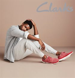 Clarks offers in the London catalogue