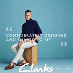 Clarks offers in the Hackney catalogue