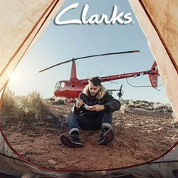 Clarks offers in the Manchester catalogue