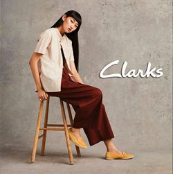 Clarks offers in the Leicester catalogue