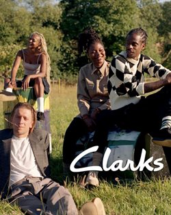 Clarks catalogue in Birmingham ( 2 days ago )