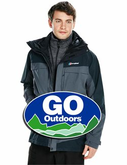 GO Outdoors offers in the Sheffield catalogue