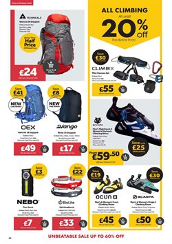 Offers of Torch in GO Outdoors