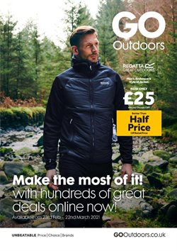 GO Outdoors catalogue ( 2 days ago )
