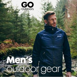 GO Outdoors offers in the GO Outdoors catalogue ( 2 days left)