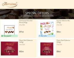 Thorntons offers in the Thorntons catalogue ( 4 days left)