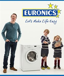 Electricals offers in the Euronics catalogue in Runcorn