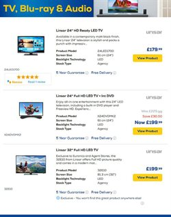 TV offers in the Euronics catalogue in London