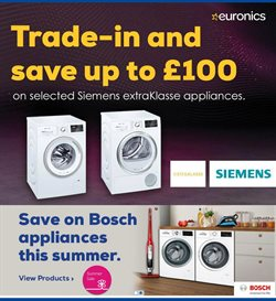 Electricals offers in the Euronics catalogue in Liverpool