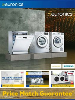 Electricals offers in the Euronics catalogue in Stoke-on-Trent