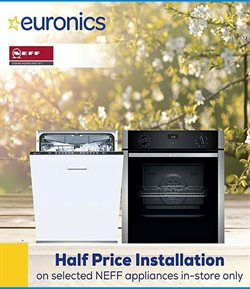 Electronics offers in the Euronics catalogue in Nottingham