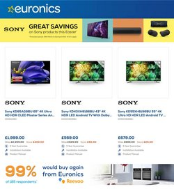 Euronics catalogue in Leeds ( 6 days left )
