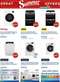 Euronics offers in the Euronics catalogue ( 14 days left)