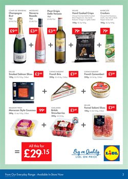 Vermouth offers in the Lidl catalogue in London