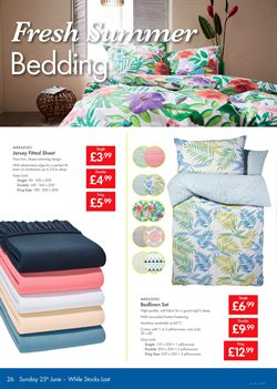 Sleep In offers in the Lidl catalogue in London