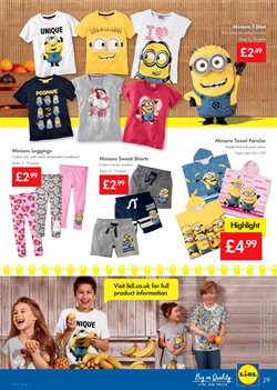 Blouson offers in the Lidl catalogue in London