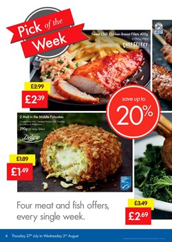 Sweet offers in the Lidl catalogue in London