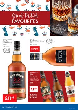 Cider offers in the Lidl catalogue in London