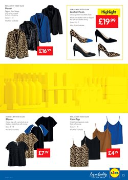 Shoes offers in the Lidl catalogue in Worthing