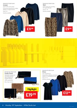 Dress offers in the Lidl catalogue in Oxford