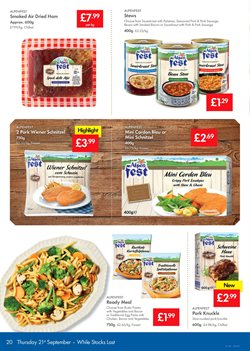Pasta offers in the Lidl catalogue in Bridgend