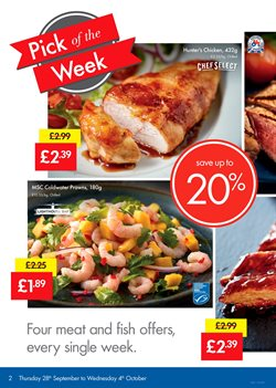 Chicken offers in the Lidl catalogue in Worthing
