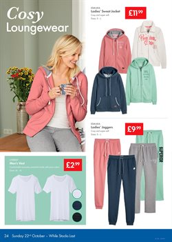 Clothing offers in the Lidl catalogue in London