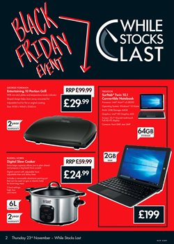 Computer hardware offers in the Lidl catalogue in London