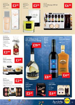 Alcoholic beverages offers in the Lidl catalogue in London