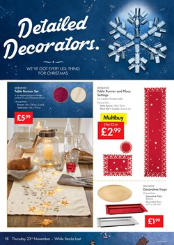 Table offers in the Lidl catalogue in London