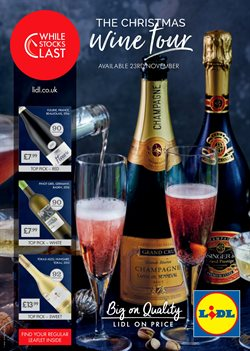 Lidl offers in the West Bromwich catalogue