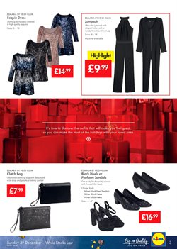 Dress offers in the Lidl catalogue in Glasgow