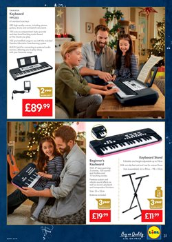 Desktop PC offers in the Lidl catalogue in London