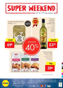 Bags offers in the Lidl catalogue in Runcorn