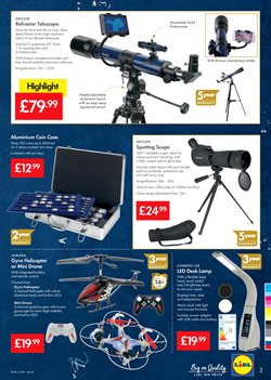 Lamp offers in the Lidl catalogue in London