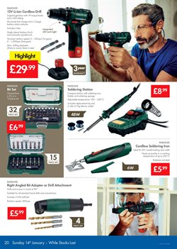Screws offers in the Lidl catalogue in London