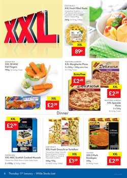 Pizza offers in the Lidl catalogue in Barking-Dagenham