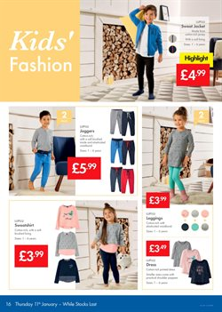 Dress offers in the Lidl catalogue in London