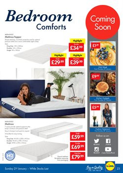Fashion offers in the Lidl catalogue in London