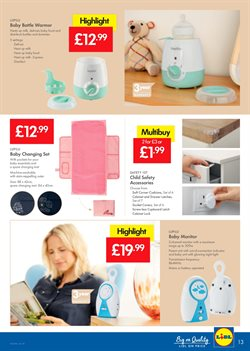 Lamp offers in the Lidl catalogue in Runcorn