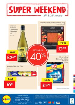 Computing offers in the Lidl catalogue in London