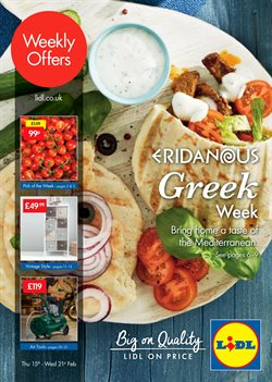 Lidl offers in the Bagillt catalogue