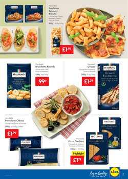 Pizza offers in the Lidl catalogue in Bridgend
