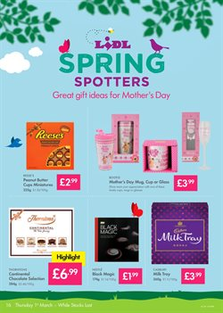 Season offers in the Lidl catalogue in London