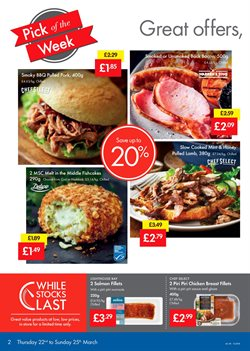 Chicken offers in the Lidl catalogue in Widnes