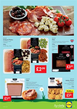 Turkey offers in the Lidl catalogue in London