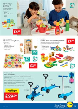 Puzzles offers in the Lidl catalogue in London